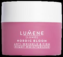 Укрепляющий и увлажняющий ночной крем против морщин LUMO NORDIC BLOOM Anti-wrinkle & Firm Night Moisturizer 50 ml Lumene