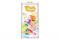 Подгузники New Sleepy Super Eco pack 2 Mini (3-6 кг) 54 шт