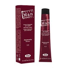 Крем-краска для волос «Man» Lisap