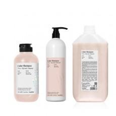 Шампунь для защиты цвета и блеска окрашенных волос с молочком сладкого миндаля и инжира Back Bar Color Shampoo №01 FarmaVita