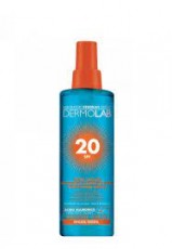 Солнцезащитный спрей DERMOLAB LIGHT SUN SPRAY INVISIBLE REFRESHING MEDIUM PROTECTION SPF 20, 200 мл Deborah Milano