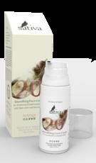 Крем для лица разглаживающий №20 для нормального и комбинированного типа кожи «SATIVA»