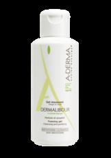 Антибактериальный гель для атопической кожи A-Derma Dermalibour