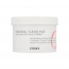 Очищающий тоник для лица на ватном диске COSRX One Step Original Clear Pad