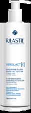 Увлажняющий флюид-эмульсия 12% соли молочной кислоты для чувствительной, очень сухой и огрубевшей кожи 250 мл Rilastil XEROLACT (E)