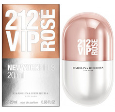 Парфюмерная вода Carolina Herrera 212 VIP Rose New York Pills