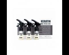 Восстанавливающий филлер с кератином и коллагеном для поврежденных и химически обработанных волос KayPro Keratin Filler