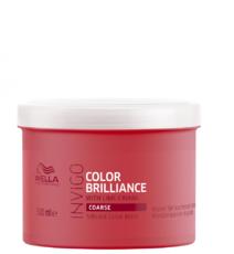 Маска для защиты цвета окрашенных нормальных/тонких волос INVIGO color brilliance WELLA