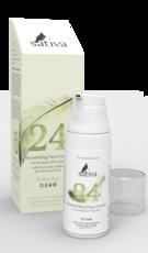 Крем для лица питательный №24 для нормального и сухого типа кожи «SATIVA»