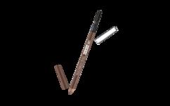 Карандаш для бровей TRUE EYEBROW PENCIL Total Fill Eyebrow Pencil – Long - lasting –  Waterproof Pupa