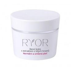 Дневной крем с экстрактом из белого винограда для нормальной и смешанной кожи Ryor