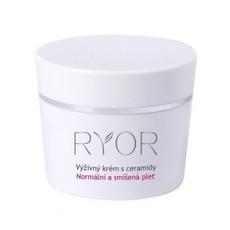 Питательный крем с керамидами для нормальной и смешанной кожи Ryor
