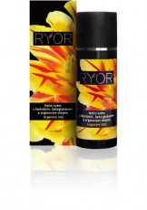 Ночной крем с шелком, бета-глюканом и аргановым маслом Ryor