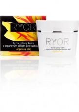 Экстрапитательный крем со стволовыми клетками арганы для сухой кожи Ryor