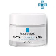 Питательный крем для глубокого восстановления сухой и очень сухой кожи NUTRITIC INTENSE RICHE LA ROCHE-POSAY