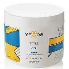 Гель для укладки экстра сильной фиксации Yellow Style