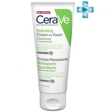 Крем-пенка д/умывания для нормальной и сухой кожи лица и тела CeraVe