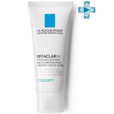 Крем для лица увлажняющий успокаивающий Effaclar H LA ROCHE-POSAY
