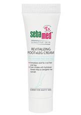 Восстанавливающий крем для ног и ступней REVITALIZING FOOT+LEG CREAM Sebamed