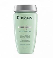 Шампунь-ванна для волос жирных у корней и чувствительных по длине Specifique Divalent Kerastase