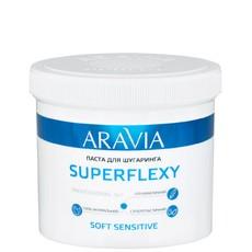 Паста для шугаринга SUPERFLEXY Soft Sensitive ARAVIA Professional