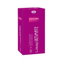 Комплект для химического выпрямления «Ultimate Kit» Lisap