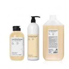 Шампунь питательный для сухих волос с аргановым маслом и медом Back Bar Nourishing Shampoo №02 FarmaVita