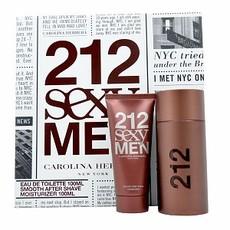 Набор 212 SEXY MEN (Туалетная вода 100 мл+бальзам после бритья 100 мл)