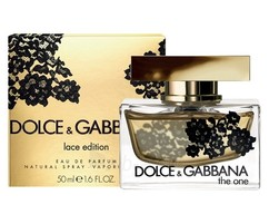 Парфюмерная вода DOLCE&GABBANA THE ONE Lace Edition 50мл