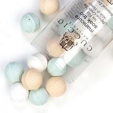 Растворимые шарики  для маникюрной ванночки с мульти ароматами CUCCIO NATURALE
