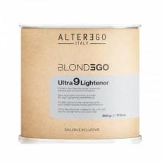 Осветляющий серый порошок для балаяжа 9 уровней BlondEgo Ultra 9 Lightener Alter Ego