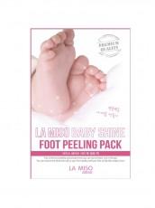 Носки Пилинг для ног Baby Shine LA MISO