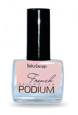"""Лак для ногтей """"Podium French"""" Belor Design"""