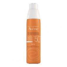 Солнцезащитный спрей для чувствительной кожи SPF 50+ 200 мл AVENE