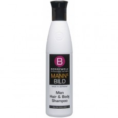 Шампунь для волос и тела Men Hair & Body Shampoo Berrywell