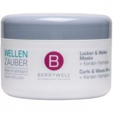 Маска для кудрявых и волнистых волос Curls & Waves Mask Berrywell