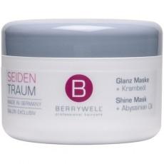 Маска для волос для блеска Shine Mask Berrywell