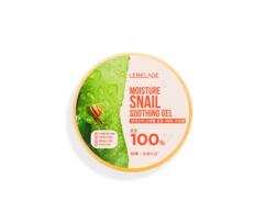Универсальный увлажняющий и успокаивающий гель LEBELAGE MOISTURE 100% SNAIL SOOTHING GEL с муцином улитки LEBELAGE
