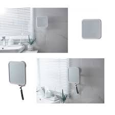 Зеркало с держателем на липучке