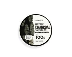 Универсальный увлажняющий и успокаивающий гель MOISTURE CHARCOAL 100% SOOTHING GEL с древесным углем LEBELAGE