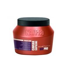 Маска для защиты цвета с икрой для окрашенных и поврежденных волос CAVIAR SUPREME KAYPRO SPECIAL CARE
