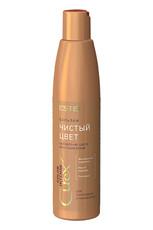Бальзам «Обновление цвета» для коричневых оттенков CUREX Color Intense