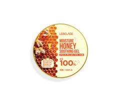 Универсальный увлажняющий и успокаивающий гель MOISTURE HONEY 100% SOOTHING GEL с экстрактом меда LEBELAGE