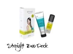 Набор для стайлинга (DAZZLING Крем для выпрямления волос 250 мл + TRI ACTION Сыворотка для защиты волос от термического воздействия 115 мл) Kaaral