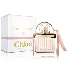 Туалетная вода для женщин Chloe Love Story Eau De Toilette Natural Spray Vaporisateur