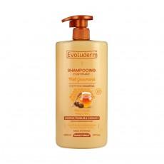 Укрепляющий шампунь Fortifying Shampoo Miel Gourmand, 1000 мл Evoluderm