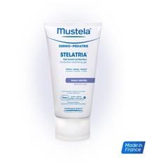 """Очищающий защитный гель восстанавливающая """"Stelаtria"""" (для ухода за склонной к раздражению кожей) MUSTELA"""