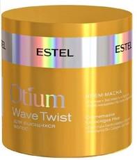 Крем-маска для вьющихся волос OTIUM WAVE TWIST Estel