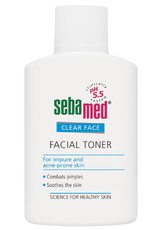 Тоник для лица CLEAR FACE FACIAL TONER Sebamed