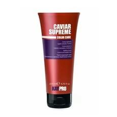 Крем для волос с икрой стабилизирующий и закрепляющий для окрашенных и поврежденных волос CAVIAR SUPREME KAYPRO SPECIAL CARE